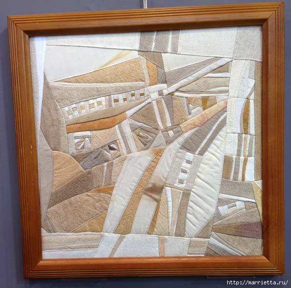 Лоскутное изобразительное искусство от японских мастериц. Часть 2 (20) (570x565, 168Kb)