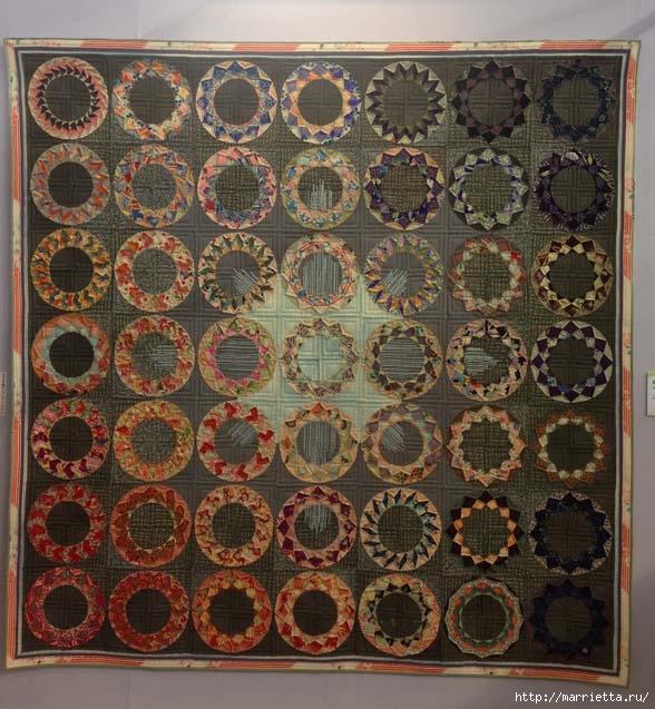 Лоскутное изобразительное искусство от японских мастериц. Часть 1 (74) (588x637, 252Kb)