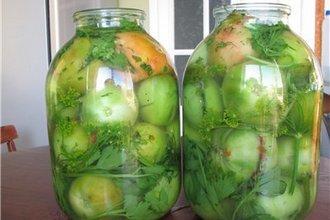 зеленые помидоры (330x220, 70Kb)