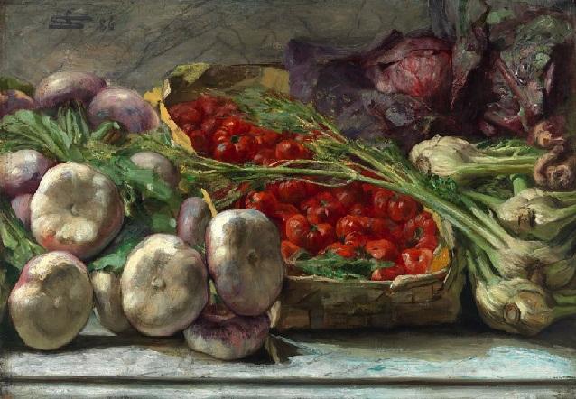 Натюрморт с овощами (638x442, 344Kb)