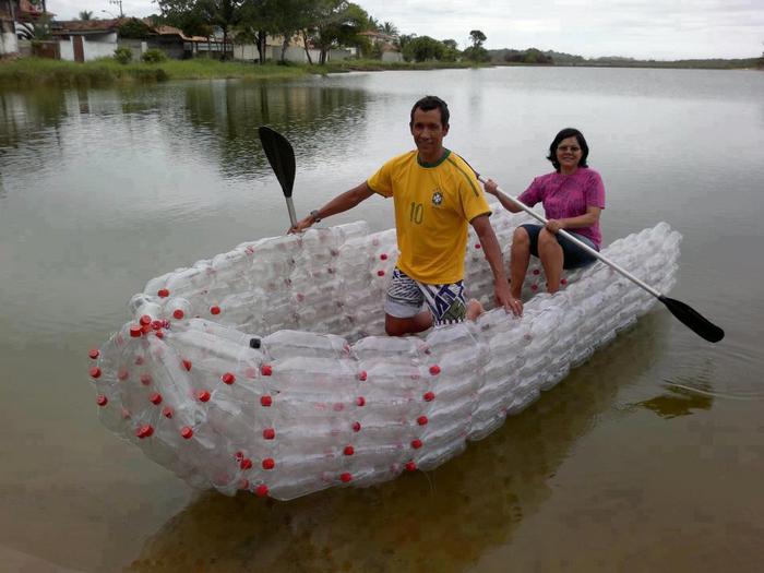 Шкатулки из пластиковых бутылок своими руками как