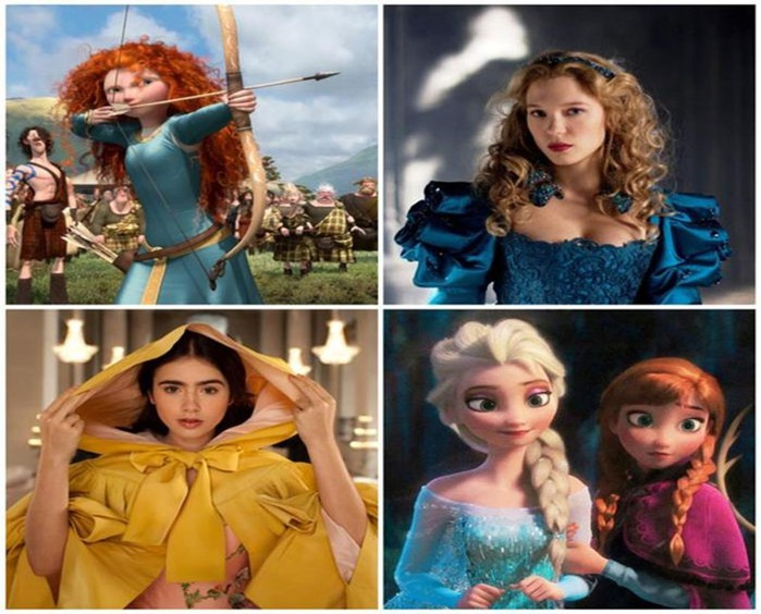 Пришло время поговорить о принцессах…
