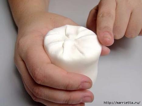 Лепим жучка божью коровку из полимерной глины (11) (467x347, 53Kb)