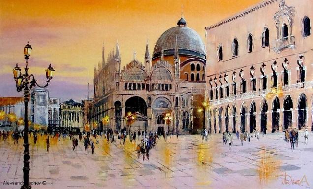 Венеция.площадь сан марка (636x385, 314Kb)