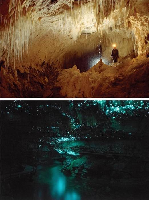 Это невероятно! 9 уникальных мест, которые полностью меняются ночью