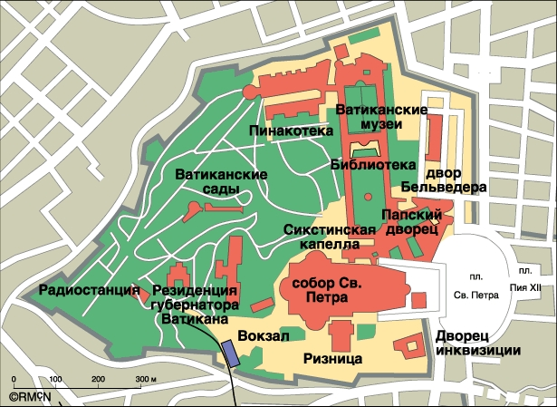 Карта Ватикана/4711681_Karta_Vatikana (615x449, 215Kb)