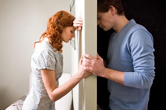 Как пережить ссору с мужем