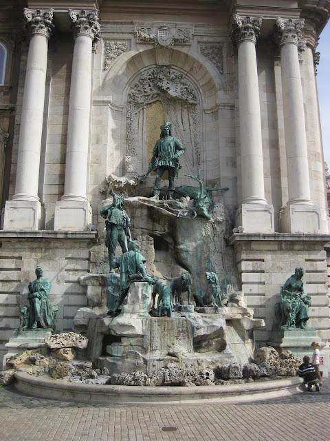 Королевский Дворец - Будапешт 71882