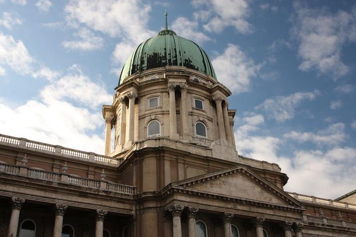 Королевский Дворец - Будапешт 90518