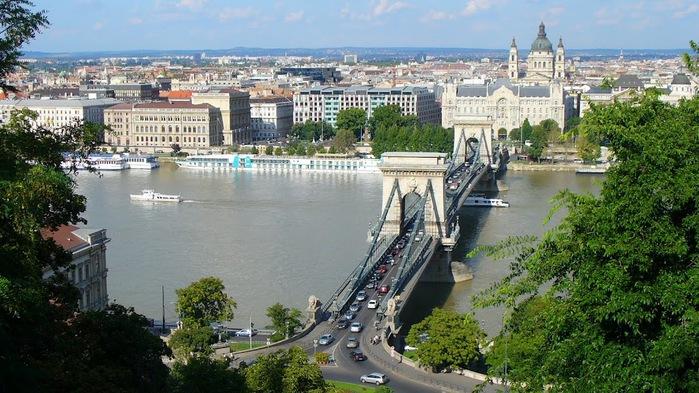 Королевский Дворец - Будапешт 55883