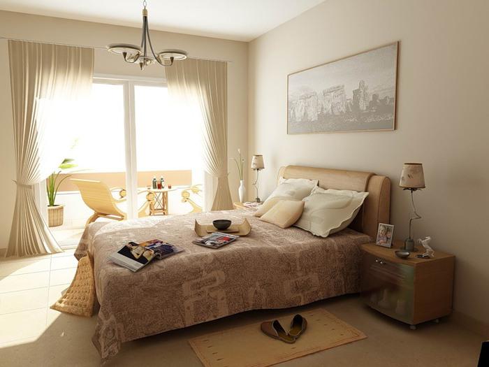 Красивая спальня залог приятного  и крепкого сна!