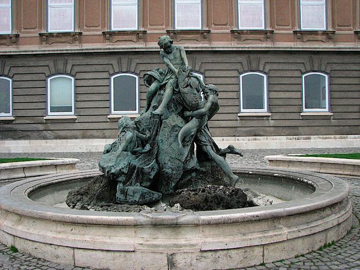 Королевский Дворец - Будапешт 79709