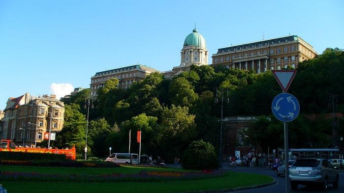 Королевский Дворец - Будапешт 39715