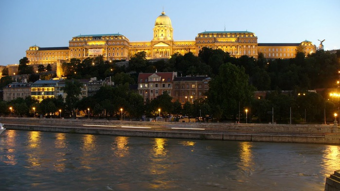 Королевский Дворец - Будапешт 95616