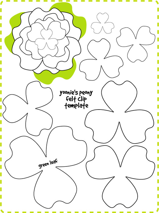 Template-Felt-Flower (521x700, 78Kb)