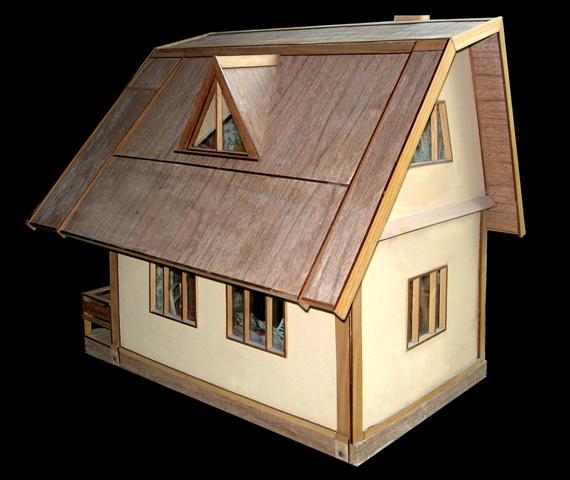 Часть 9 - План кукольного дома