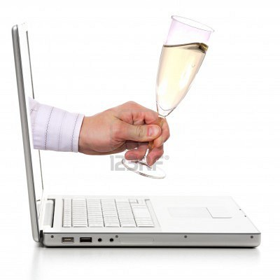 4586475-a-champagne-glass-a-toast-of-your-friend-on-the-internet-isolated-on-white (400x400, 18Kb)