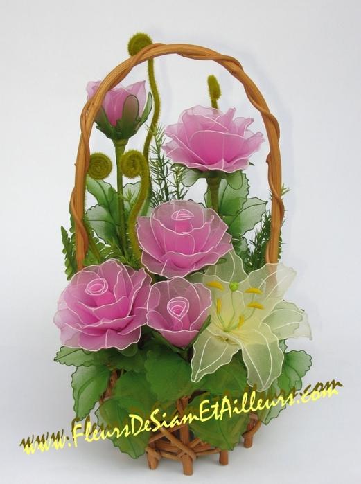 Серия сообщений. принцеска_1. делаем цветы сами.  Цитата сообщения.