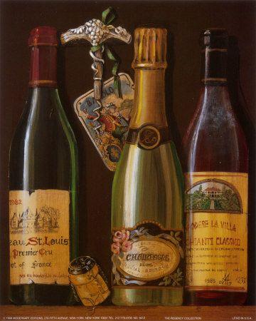 9412~Botellas-de-champan-I-Posters (360x450, 32Kb)