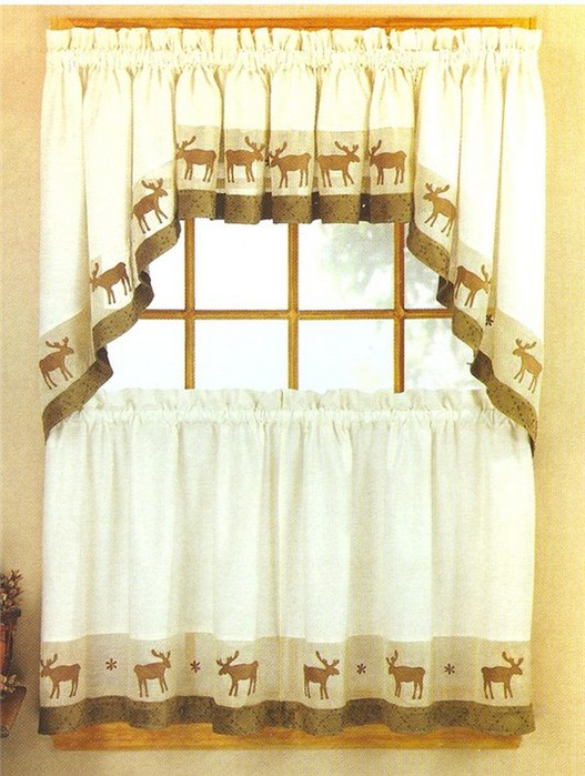 Классические шторы для кухни 11 (527x700, 101Kb)
