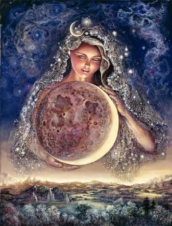 51 Moon goddess (337x443, 209Kb)