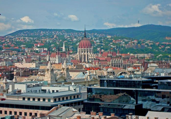 Жемчужинa Дуная - Будапешт часть 4 44624