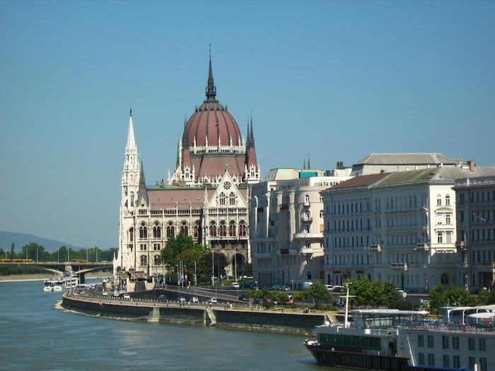 Жемчужинa Дуная - Будапешт часть 4 16874