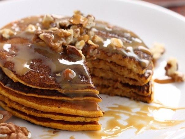 Торт из блинов с орехами и шоколадным кремом (604x454, 50Kb)