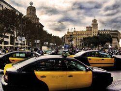 Забастовка голых таксистов (250x188, 14Kb)