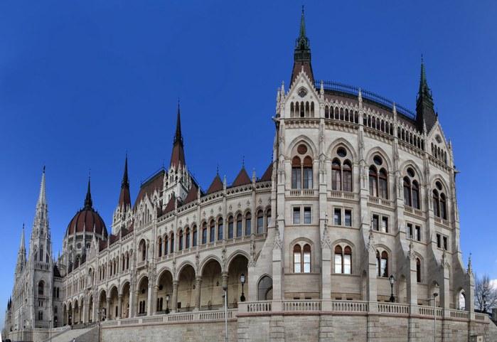 Жемчужинa Дуная - Будапешт часть 4 56074