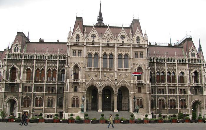 Жемчужинa Дуная - Будапешт часть 4 10348