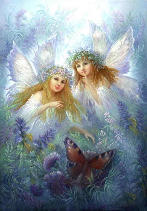 ангелы (487x700, 60Kb)
