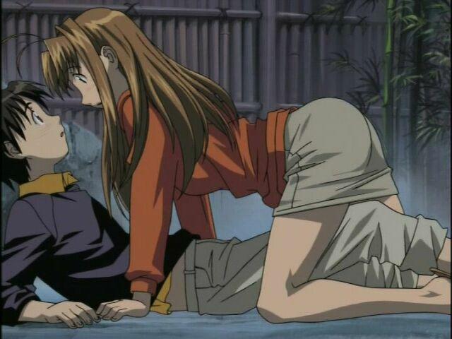 японское аниме комедия романтика
