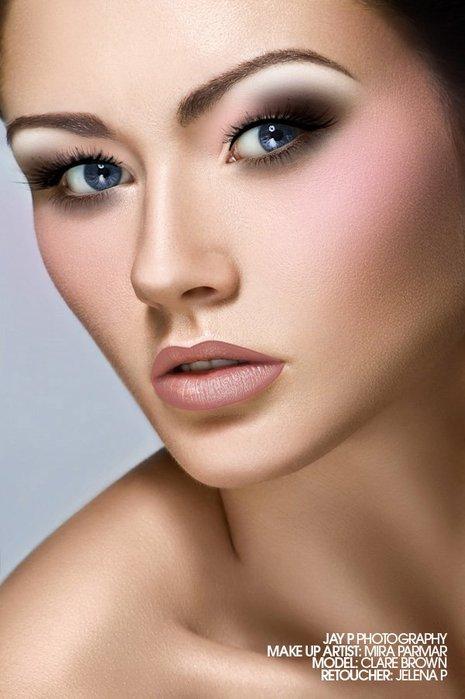 Красивый макияж на каждый день