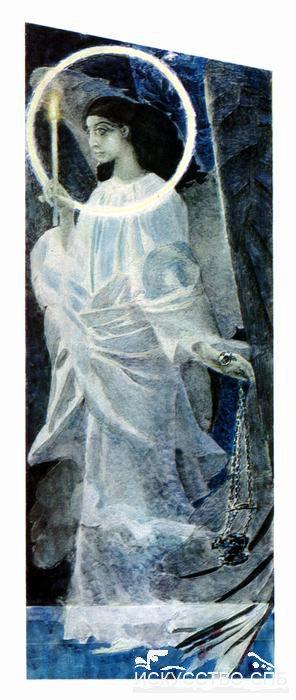 Ангел хранитель картинки карандашом 6