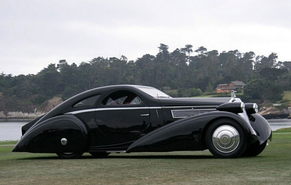 Rolls Royce Phantom I2 (596x379, 44Kb)