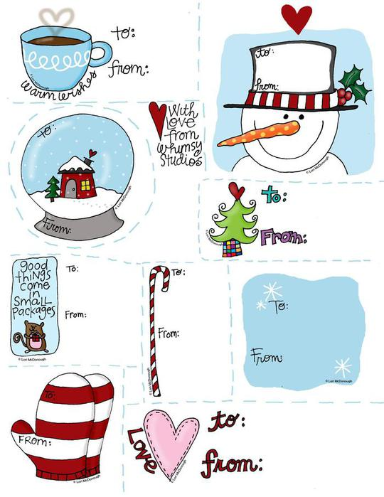 1332191420_2009_holiday_gift_tags1 (540x700, 56Kb)