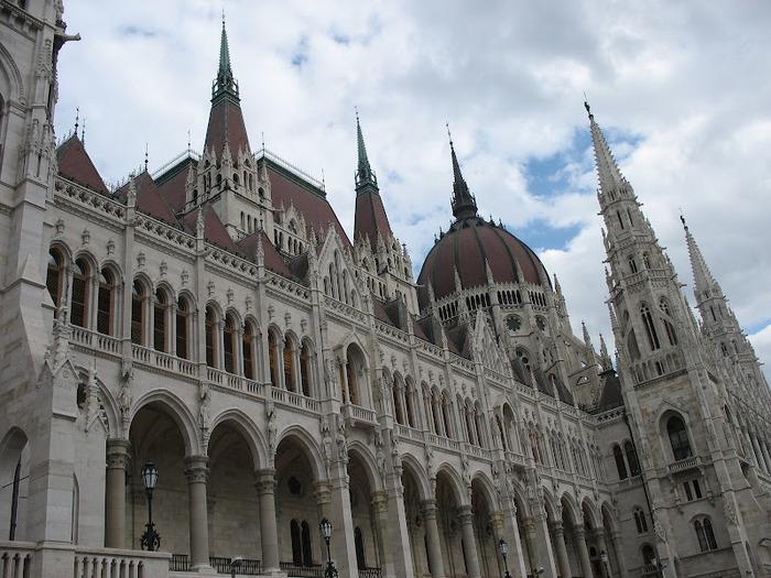 Жемчужинa Дуная - Будапешт часть 4 96701