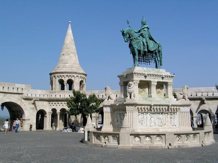 Рыбацкий бастион - Будапешт 48096