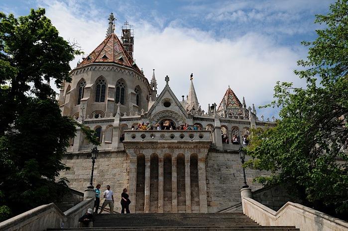 Рыбацкий бастион - Будапешт 31786