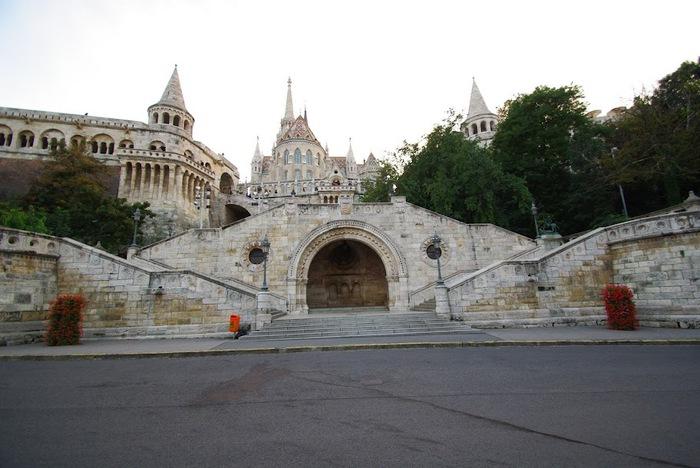Рыбацкий бастион - Будапешт 85105