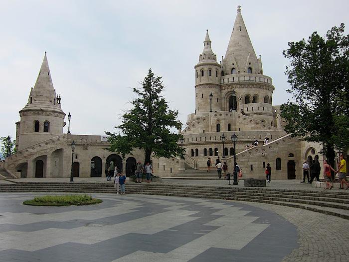 Рыбацкий бастион - Будапешт 77505