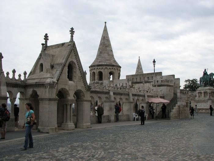 Рыбацкий бастион - Будапешт 87749