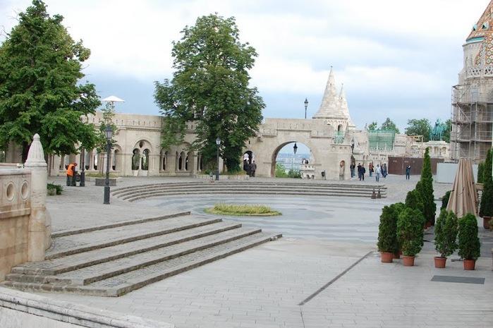 Рыбацкий бастион - Будапешт 89218
