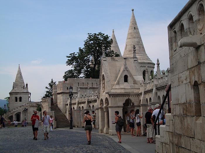 Рыбацкий бастион - Будапешт 76403