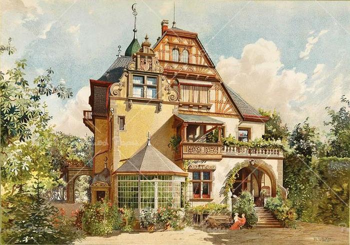 1332237505_Landhaus_in_Coblenz (700x491, 184Kb)