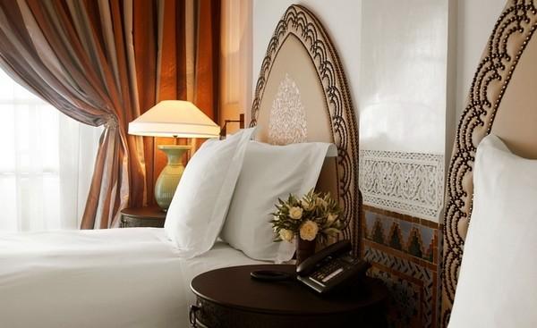 Самые лучшие отели мира - La Mamounia Marrakech 6 (600x367, 55Kb)