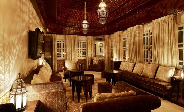 Самые лучшие отели мира - La Mamounia Marrakech 10 (600x367, 74Kb)