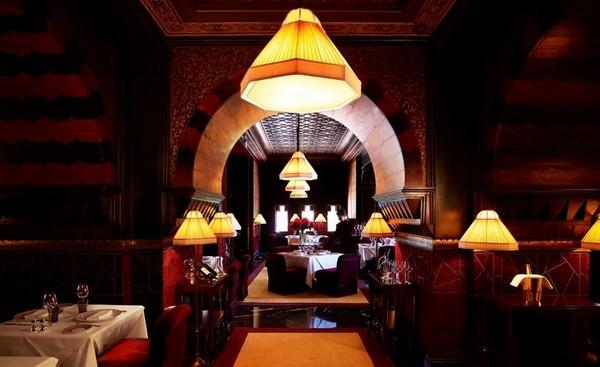 Самые лучшие отели мира - La Mamounia Marrakech 16 (600x367, 53Kb)