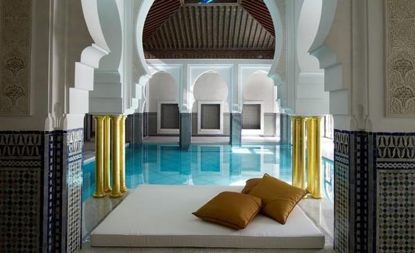 Самые лучшие отели мира - La Mamounia Marrakech 18 (600x367, 61Kb)